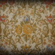 Royalty-Free Stock Photo: Vintage floral wallpaper