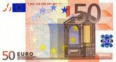 50 euro banknot — Stok fotoğraf