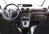 Car interior — Stock Photo