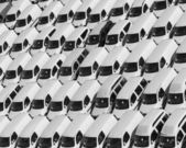 Fondo de coches — Foto de Stock