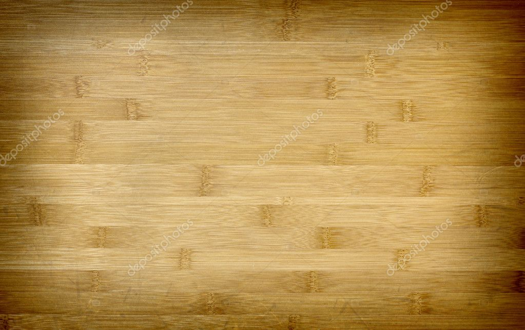 Fine close up detail of wood grunge bamboo texture floor  Stockfoto #1064002