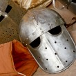 Foto de Stock  : Ancient helmet
