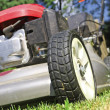 Lawn Mower — Stock Photo #1071033