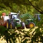 Farmer work — Stock Photo