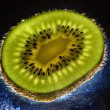 Fine image close up of kiwi background 0 - Stock Photo