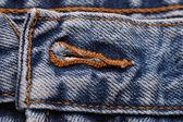 Jeans-detail — Stockfoto