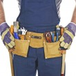 Stock Photo: Tool belt