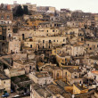 Matera panoramic  view — Stock Photo