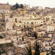 Matera panoramic  view - Foto de Stock