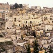 Matera panoramic  view - Stock Photo