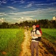 Travel in asia - Stock Photo