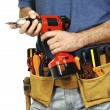 Tools for fine work — Stock Photo