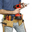 Manual worker tool — Stock Photo