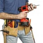 Постер, плакат: Manual worker tool