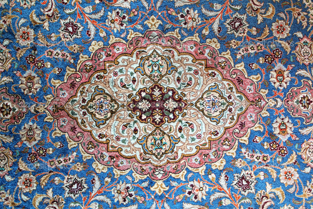Very huge image of ancient carpet closeup background — Stock Photo #2327835
