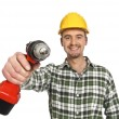Tool of manual worker — Stock Photo #2410527