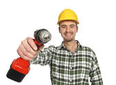 Tool of manual worker — Stock Photo