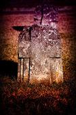 墓の石 — ストック写真