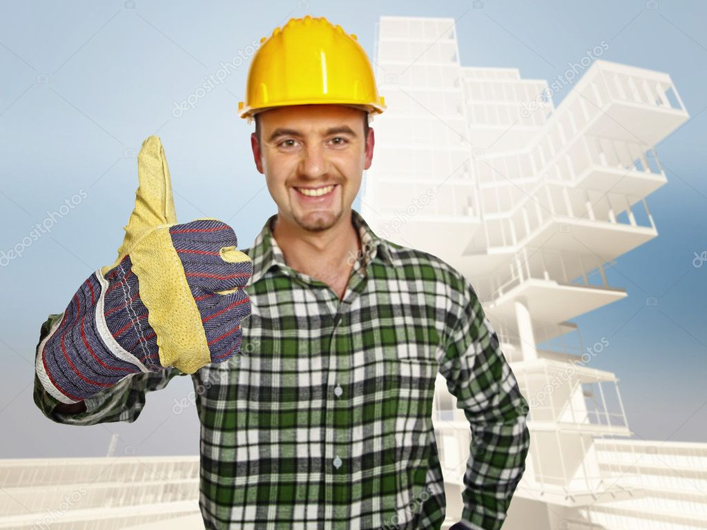 Construction Worker Wallpaper Construction Worker And