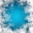 Clouds background -  