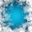 Clouds background - Foto Stock