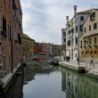 Stock Photo: Small channel Venice