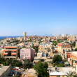 Stock Photo: Panoramof city of Jafo