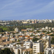 Stock Photo: Kind on city of Tel Aviv