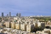 Panorama from Ramat Gan — Stock Photo