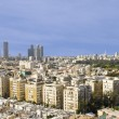 Panorama from Ramat Gan - Stock Photo