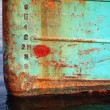 Royalty-Free Stock Photo: Rusty Ship