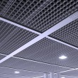 Modern Office Ceiling Pattern — Stock Photo #1077686