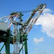 Large Container Crane — Stock Photo #1079023