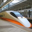 Modern High Speed Train — Stock Photo #1079097