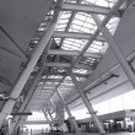 Modern Light Rail Station — Stock Photo #1079202