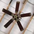 Old Ceiling Fan — Stock Photo #1079276
