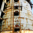Old Storage Tank — Stock Photo