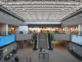 Airport Transit Area — Stock Photo
