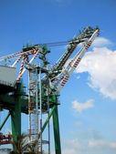 Large Container Crane — Stock Photo