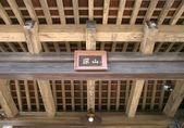 Antigo templo japonês — Fotografia Stock