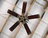 Old Ceiling Fan — Stock Photo