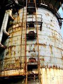 Old Storage Tank — Stock Photo