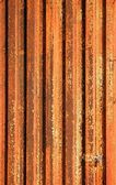 Rusty Corrugated Iron — Foto Stock