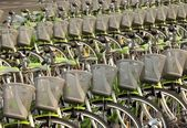 Tons of Bicycles — Стоковое фото