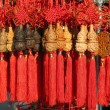 Stock Photo: Carved Chinese Gourds
