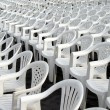 Rows of Chairs — Stock Photo #1146891