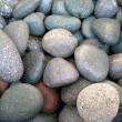 Large Smooth Pebbles - Stock Photo