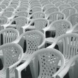 Sea of Chairs - Stock Photo