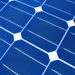 Solar Panels Macro - Stock Photo