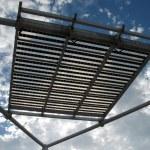 Solar Panels Design — Stock Photo #1147807
